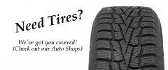 Auto/Tire Shops