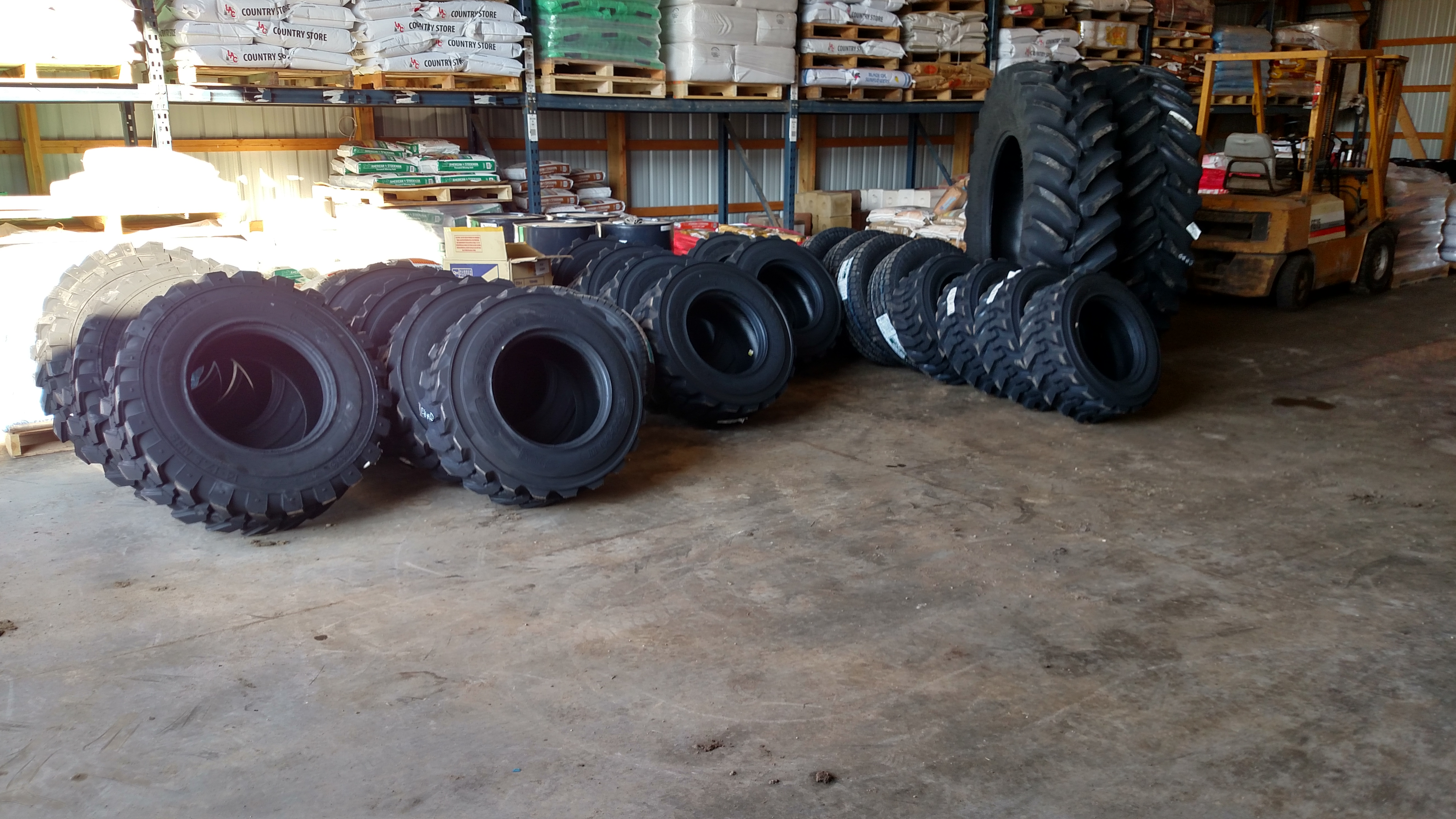 Ag/Skid/Semi Tires